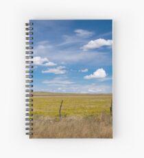 Rural scene. Spiral Notebook