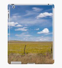 Rural scene. iPad Case/Skin