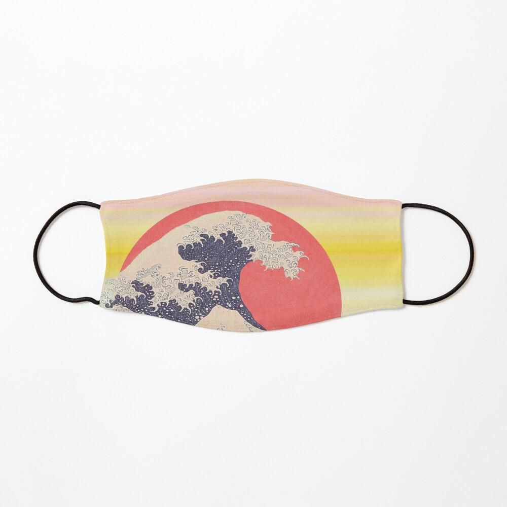 Hokusai revisited Mask