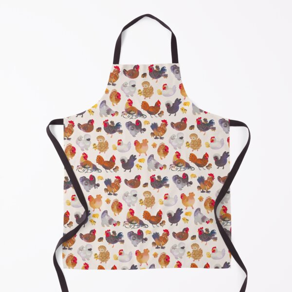 Chicken and Chick Apron