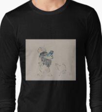 Saruhiki to inu 001 Long Sleeve T-Shirt