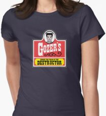 Gozer's - Choose the form of the destructor  Women's Fitted T-Shirt