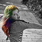 Rainbow Child by PhotoFox