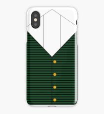 Footman Outfit iPhone Case/Skin
