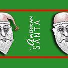 The American Santa - Santa Stew MUG by Dave-id