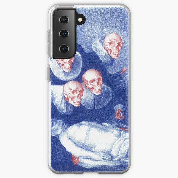 The Anatomy Lesson of Dr. Nicolaes Tulp Samsung Galaxy Soft Case