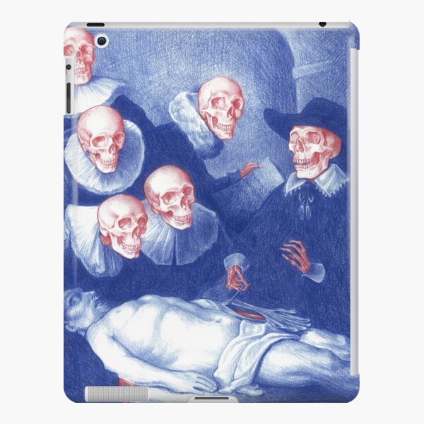 The Anatomy Lesson of Dr. Nicolaes Tulp iPad Snap Case