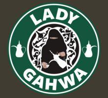 Lady Gahwa | Unisex T-Shirt