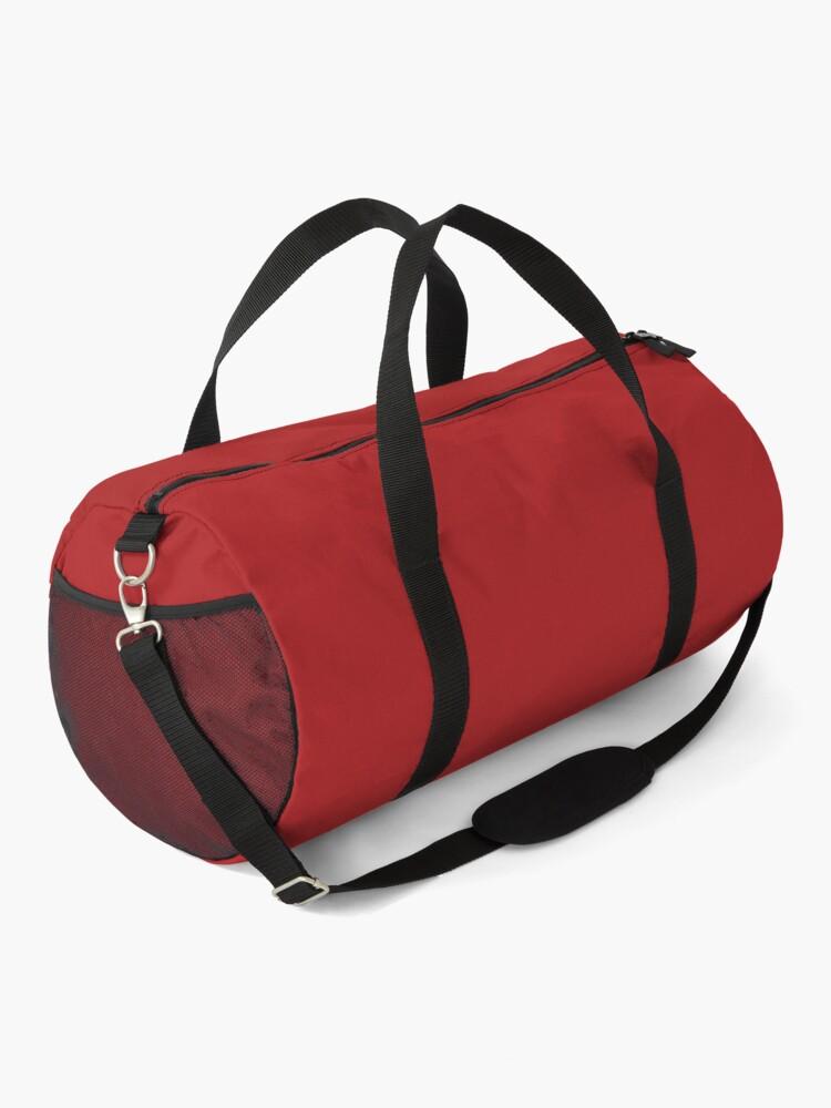 Alternate view of Quadrifoglio Alfa Romeo Duffle Bag