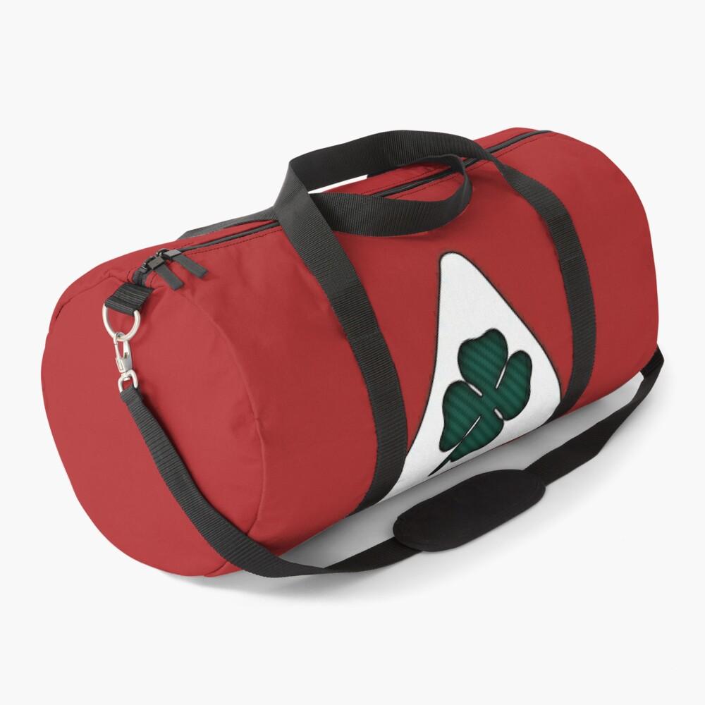 Quadrifoglio Alfa Romeo Duffle Bag
