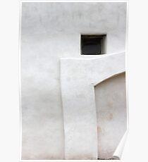 San Juan Wall Detail 1 Poster