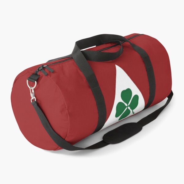 Quadrifoglio Classic Alfa Romeo Duffle Bag