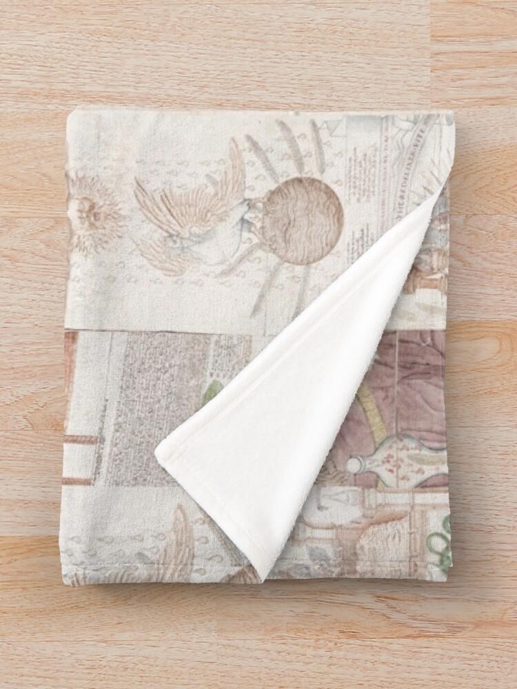 Alternate view of Alchemy Throw Blanket