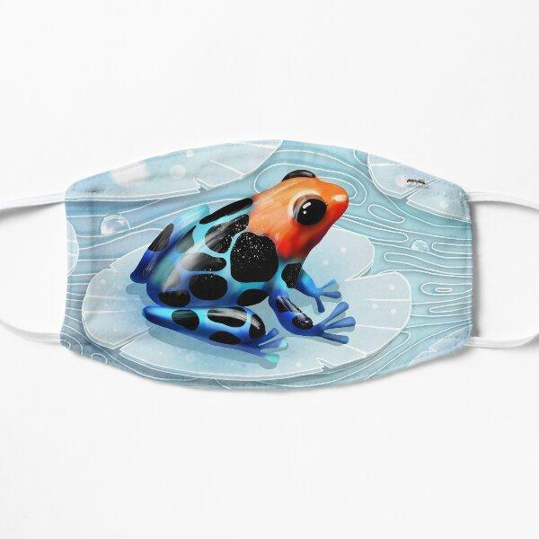 Giftpfeilfrosch Flache Maske