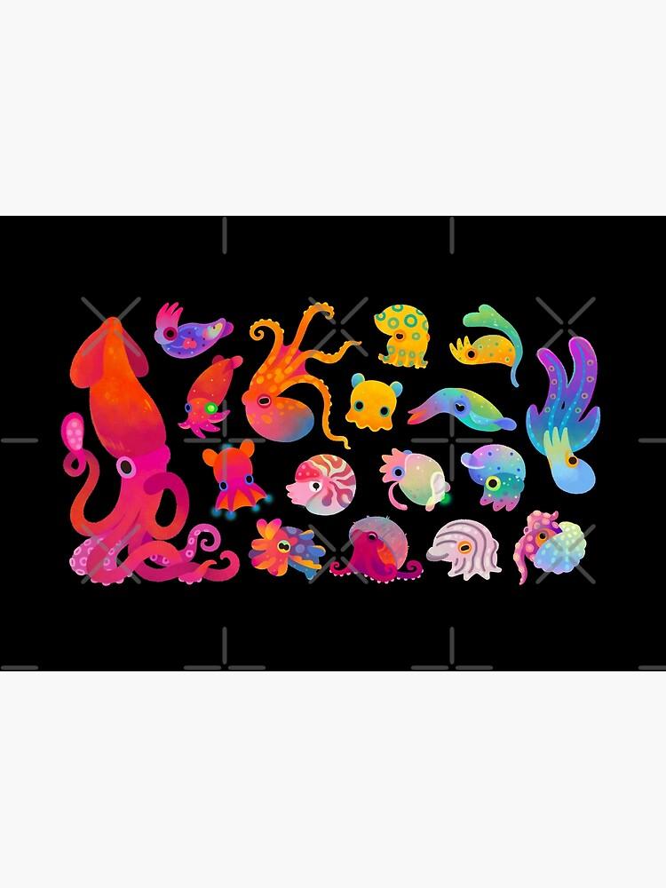 Cephalopod by pikaole