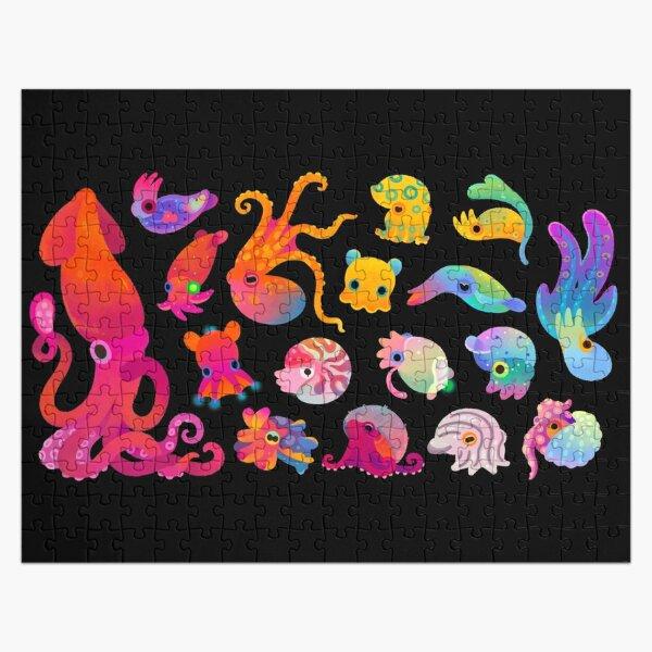 Cephalopod Jigsaw Puzzle