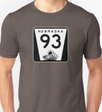 ninety-three: the t-shirt Unisex T-Shirt