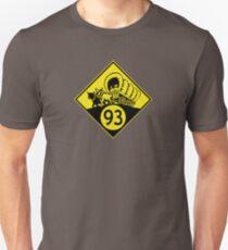 ninety-three: the classic (yellow) t-shirt Unisex T-Shirt