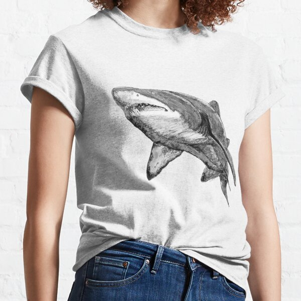 Nancy the Grey Nurse Shark Classic T-Shirt