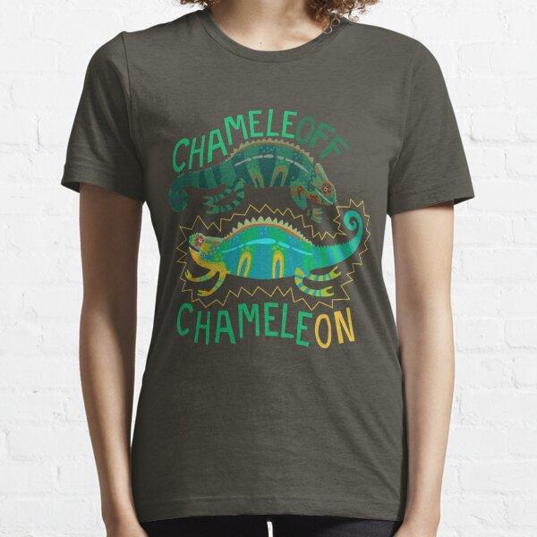 Chameleoff, Chameleon Essential T-Shirt