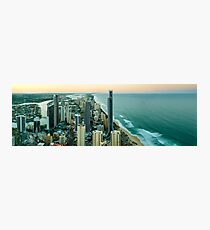 Surfers Paradise, Queensland, Australia Photographic Print
