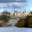 Looking Towards Whitehall from St James' Park by Christine Smith
