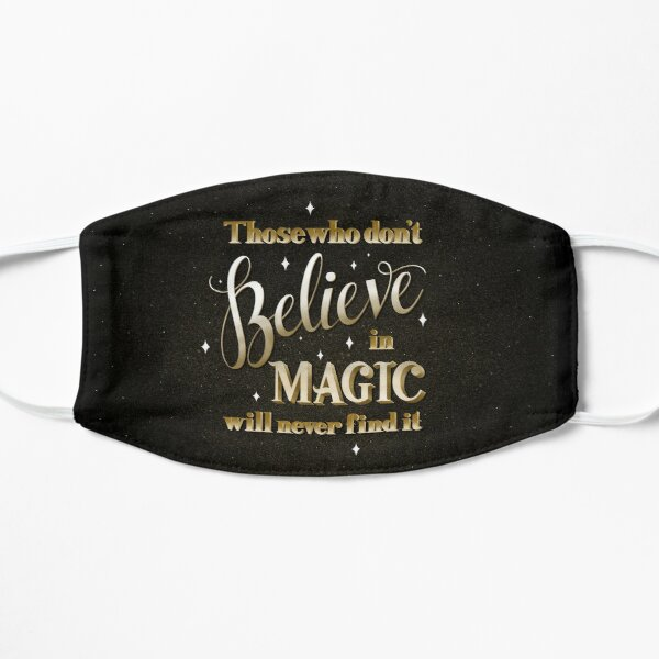 Believe in Magic Mask