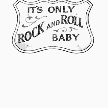 Rock 'n' Roll Baby! by inkpossible