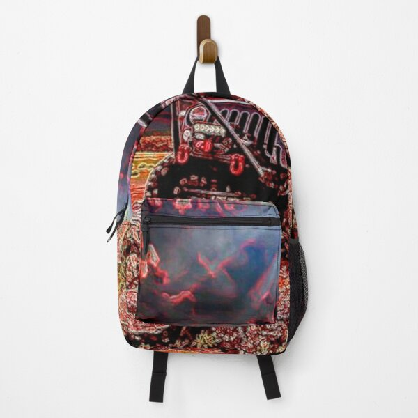 4WD Backpack