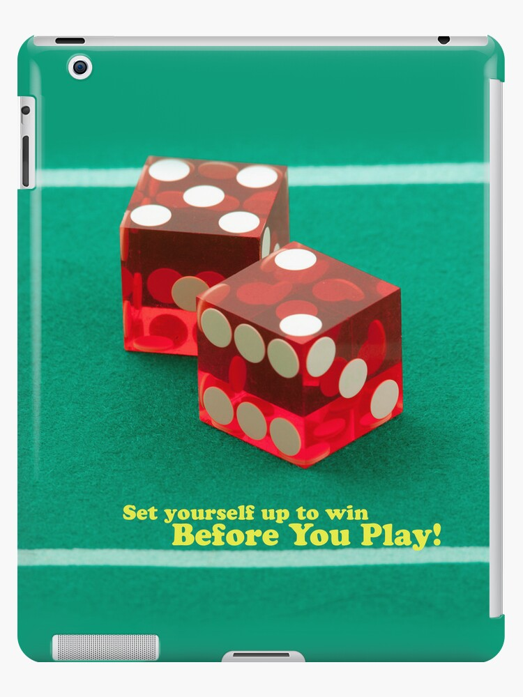 Set yourself up to win before you play by Gunter Nezhoda