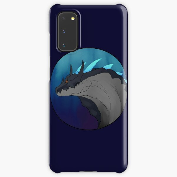 Abyssal Lagiacrus Portrait Samsung Galaxy Snap Case