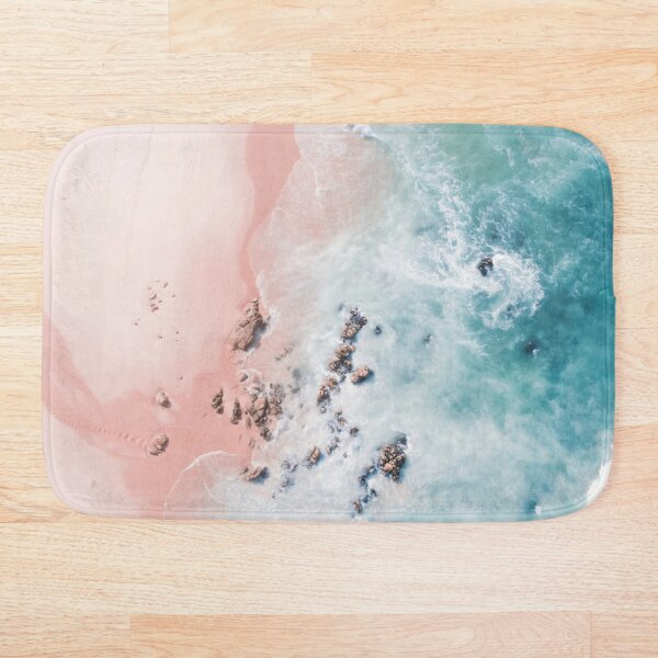 sea bliss Bath Mat