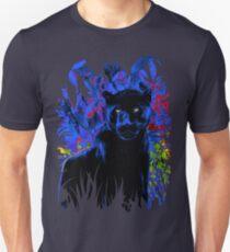 Yeux brillants - Black Panther T-shirt unisexe