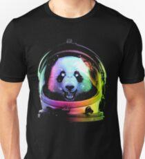 Astronaute Panda T-shirt unisexe