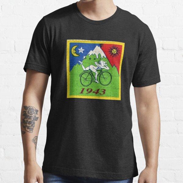 LSD Fahrradtag - Albert Hofmann Essential T-Shirt