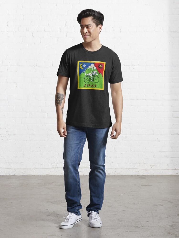 Alternate view of LSD Bicycle Day - Albert Hofmann Essential T-Shirt