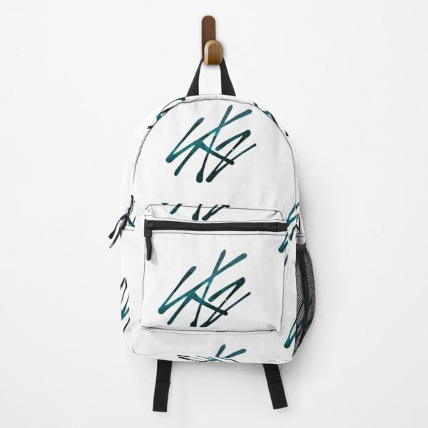 stray kids skz logo Backpack