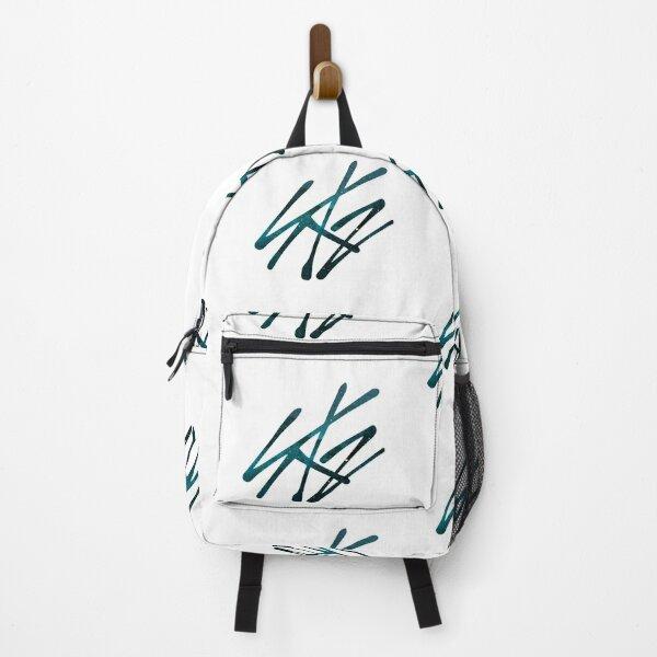 stray kids skz logo Backpack