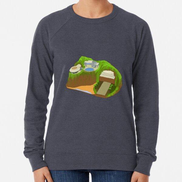 Thunderbirds Tracy Island toy Lightweight Sweatshirt