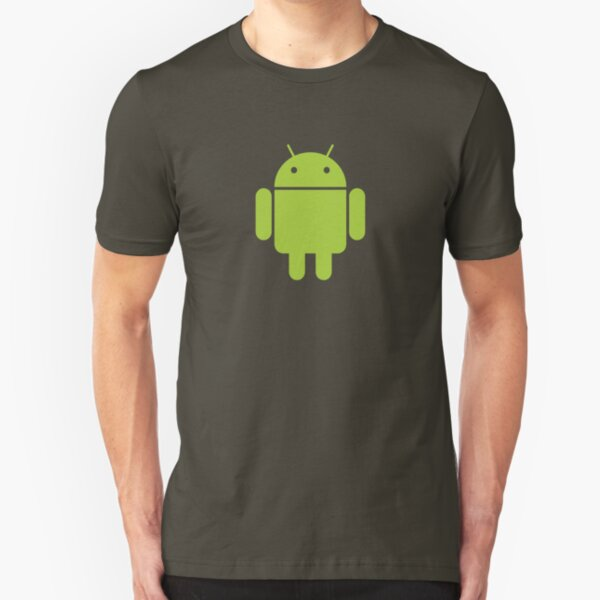 Android  Slim Fit T-Shirt