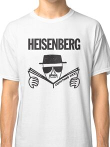 Heisenberg / Descendents Classic T-Shirt