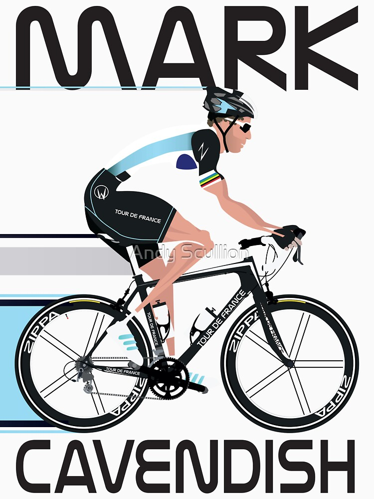 Mark Cavendish by AndyScullion