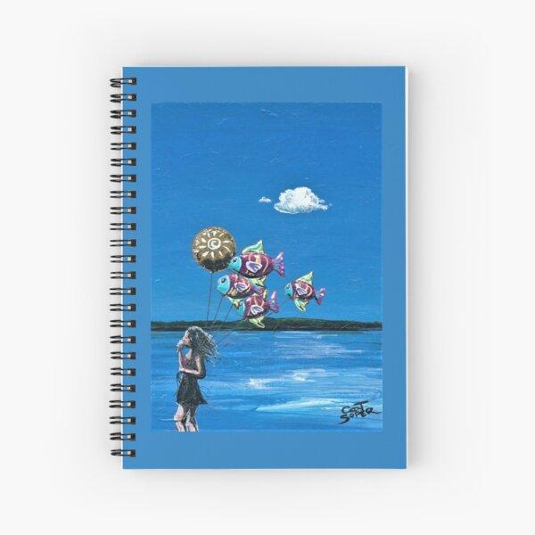 AIRQUARIUM 1 Spiral Notebook