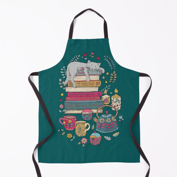 How to Hygge Like a Cat Apron