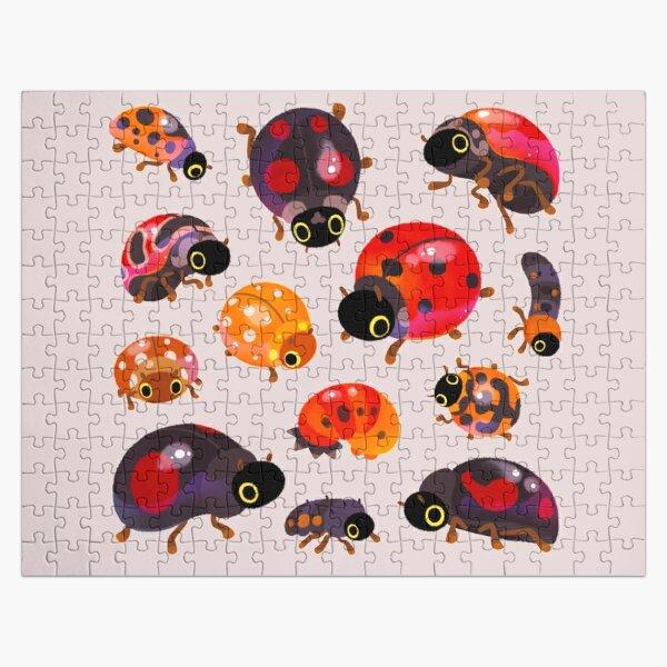 Lady beetles Jigsaw Puzzle
