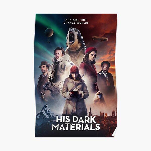 Ses matières sombres Poster