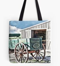 Midwest Buggy and Barn Tote Bag