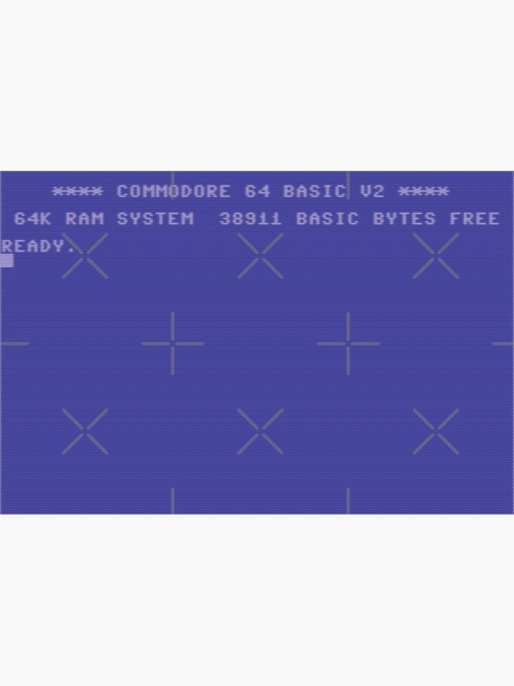 Back in time (C64 Edition) von brainbubbles