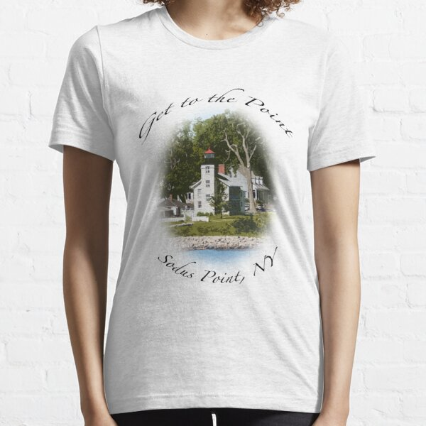 Get to the Point Tee shirt Essential T-Shirt