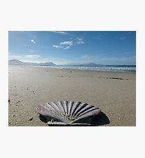 Beach Perspective Photographic Print